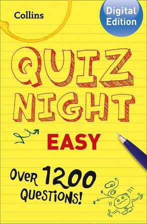 Collins Quiz Night (Easy)   Harper Collins Australia