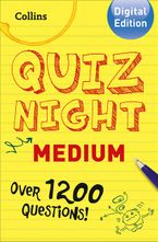 Collins Quiz Night (Medium) eBook DGO by Collins