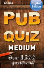 Collins Pub Quiz (Medium) eBook DGO by Collins