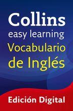 Easy Learning Vocabulario de inglés (Collins Easy Learning English) eBook  by Collins Dictionaries