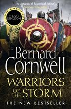 Warriors of the Storm (The Last Kingdom Series, Book 9) Paperback  by Bernard Cornwell