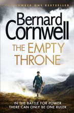 The Empty Throne (The Last Kingdom Series, Book 8) Paperback  by Bernard Cornwell
