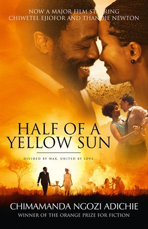 Cover image - Half Of A Yellow Sun [Film Tie-in Edition]