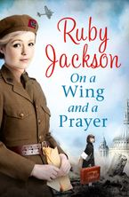 On a Wing and a Prayer Paperback  by Ruby Jackson