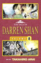 Darren Shan - The Saga of Darren Shan (8) - Allies of the Night [Manga Edition]