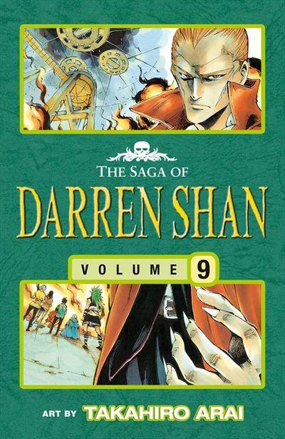 The Saga of Darren Shan (9) - Killers of the Dawn [Manga Edition]