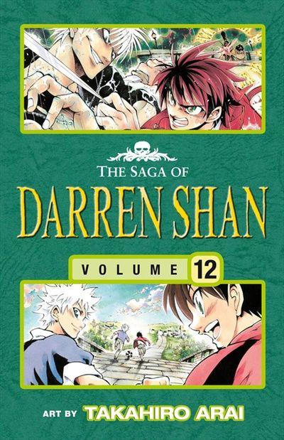 The Saga of Darren Shan (12) - Sons of Destiny [Manga Edition]