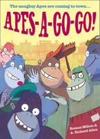 Apes-a-Go-Go! Paperback  by Roman Milisic