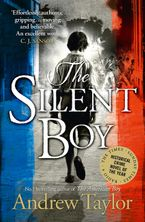 The Silent Boy Paperback  by Andrew Taylor