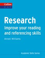 Research: B2+ (Collins Academic Skills ) Paperback  by Anneli Williams