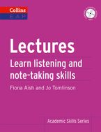 Lectures: B2+ (Collins Academic Skills) Paperback  by Fiona Aish