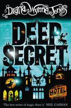 Deep Secret Paperback  by Diana Wynne Jones