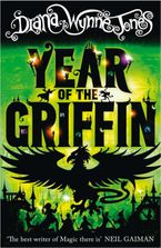 Year of the Griffin Paperback  by Diana Wynne Jones