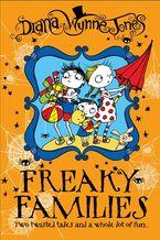 Freaky Families Paperback  by Diana Wynne Jones