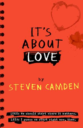 Cover image - It's About Love