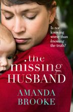 The Missing Husband Paperback  by Amanda Brooke