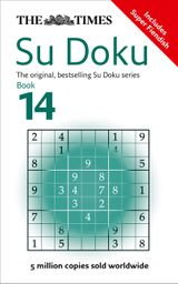 The Times Su Doku Book 14: 150 original puzzles