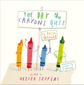 Cover image - The Day The Crayons Quit
