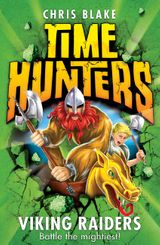 Viking Raiders (Time Hunters, Book 3)