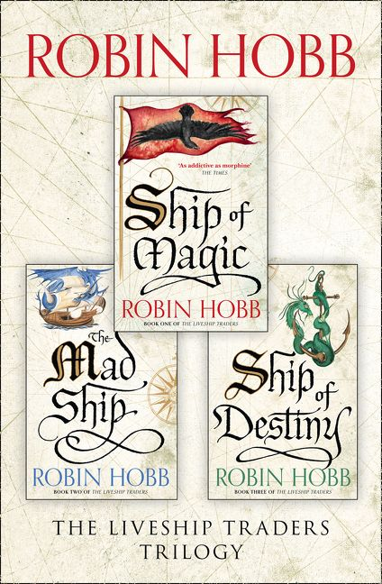 Liveship Traders Trilogy