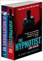 Joona Linna Crime Series Books 1 and 2: The Hypnotist, The Nightmare - Lars Kepler