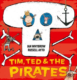 Tim, Ted and the Pirates (Read Aloud) book image