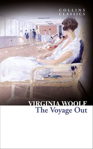 The Voyage Out (Collins Classics) book image