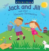 Jack and Jill and Other Nursery Favourites (Read Aloud) (Time for a Rhyme)