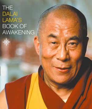 The Dalai Lama's Book of Awakening book image
