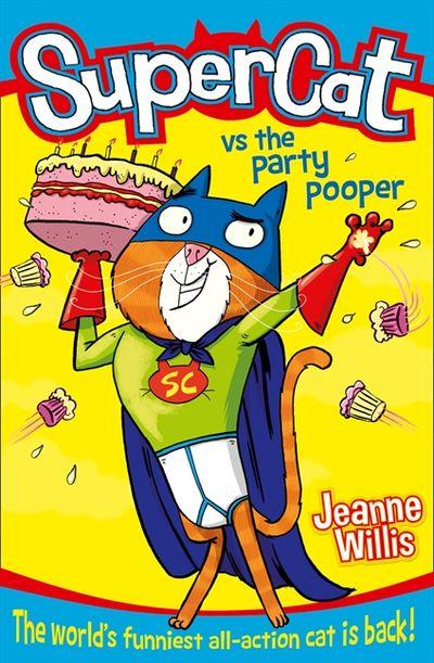 Supercat (2) - Supercat vs the Party Pooper