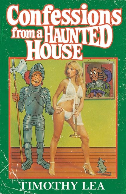 Confessions from a Haunted House (Confessions, Book 19) - Timothy