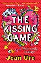 The Kissing Game Paperback  by Jean Ure