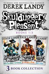 Skulduggery Pleasant: Books 1 - 3
