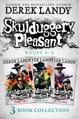 Skulduggery Pleasant: Books 4 - 6