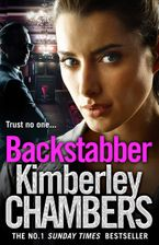 Backstabber: The No. 1 bestseller at her shocking, gripping best – this book has a twist and a sting in its tail! Hardcover  by Kimberley Chambers