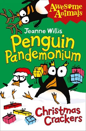 Penguin Pandemonium - Christmas Crackers (Awesome Animals)
