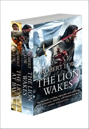 The Kingdom Series Books 1 and 2: The Lion Wakes, The Lion At Bay book image