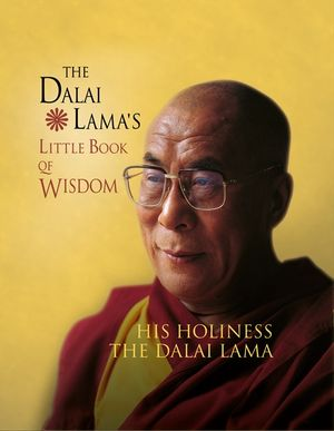 The Dalai Lama's Little Book of Wisdom book image