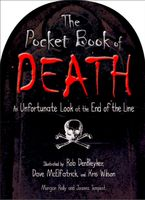 The Pocket Book of Death eBook  by Morgan Reilly