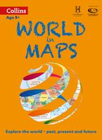 World in Maps (Collins Primary Atlases) Paperback  by Stephen Scoffham