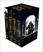 The Hobbit and The Lord of the Rings: Boxed Set Paperback MDT by J. R. R. Tolkien