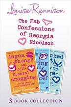 Fab Confessions of Georgia Nicolson: Books 1-3