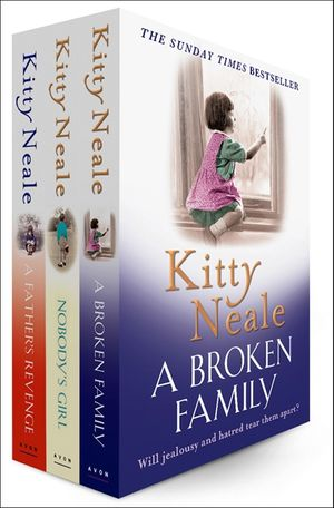 Kitty Neale 3 Book Bundle book image