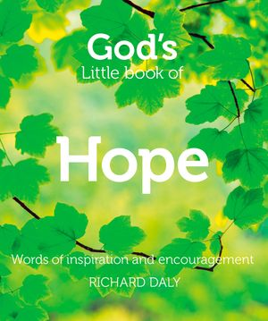 God's Little Book of Hope: Words of inspiration and encouragement book image