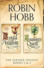 The Farseer Series Books 2 and 3: Royal Assassin, Assassin's Quest - Robin Hobb