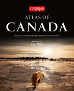 Atlas of Canada Hardcover SPE by