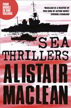 Alistair MacLean Sea Thrillers 4-Book Collection: San Andreas, The Golden Rendezvous, Seawitch, Santorini eBook DGO by Alistair MacLean