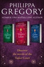 Philippa Gregory - Philippa Gregory 3-Book Tudor Collection 2: The Queen's Fool, The Virgin's Lover, The Other Queen