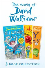 The World of David Walliams 3 Book Collection (The Boy in the Dress, Mr Stink, Billionaire Boy) eBook DGO by David Walliams