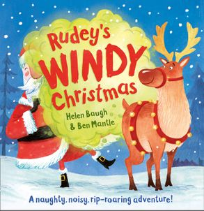 Cover image - Rudey's Windy Christmas
